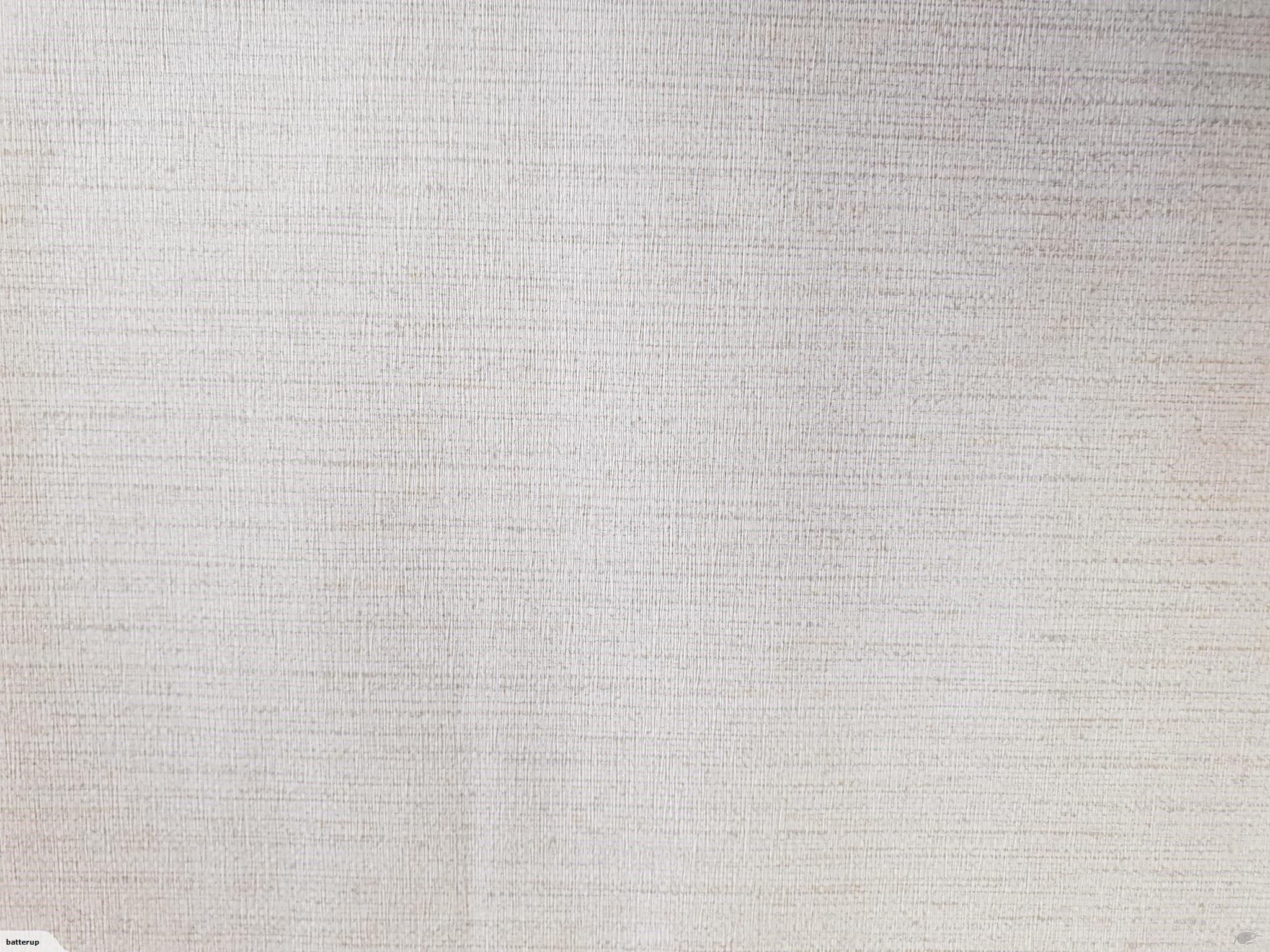 Quality Vinyl Unpasted Plain Weave Pattern In Light Grey